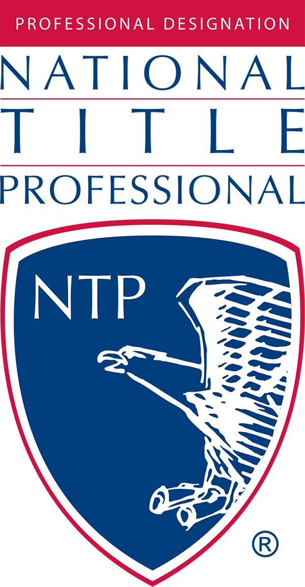 National Title Professional Logo