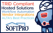 SoftPro is the nation's leading provider of Real Estate Closing and Title Insurance software.